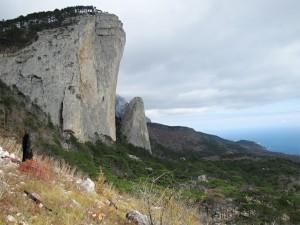 Шаанкая, Прыжки в Шаанкае, Прыжки в Крыму