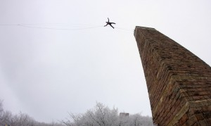 прыжки на динамической веревке в Украине